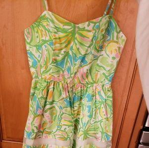 Lilly Pullitzer Size 0 Dress